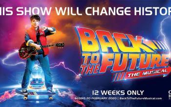 Ritorno al futuro diventa un musical