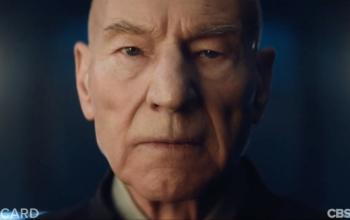 Star Trek: Picard, ecco il primo teaser