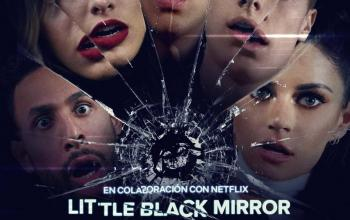 Netflix annuncia Little Black Mirror, come antipasto per la stagione cinque