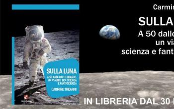 Sulla Luna, scienza e fantascienza in libreria