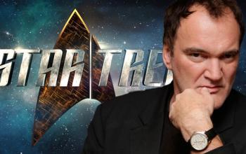 Quentin Tarantino: il mio Star Trek sarà vietato ai minori (se e quando lo realizzeremo)