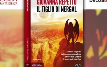 Il figlio di Nergal, il nuovo romanzo di Giovanna Repetto