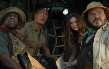 Jumanji: The Next Level, arriva il trailer del terzo episodio