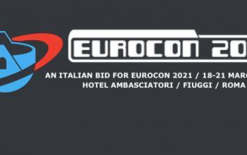 L'Eurocon 2021 sarà in Italia