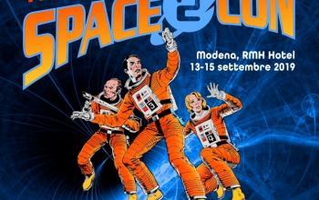 A Modena la seconda SpaceCon dedicata a Spazio 1999