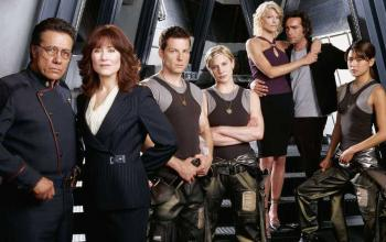 Battlestar Galactica si sposta su Amazon Prime Video