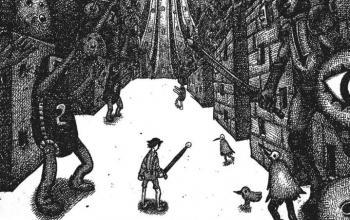 Arriva Mother Cosmos, il capolavoro di Minoru Sugiyama