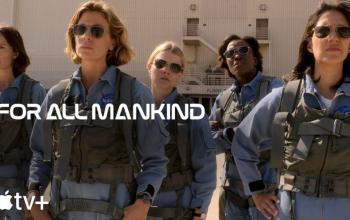 For All Mankind: ha debuttato nel week-end la serie di Apple TV+