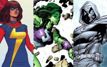 Kevin Feige conferma: Ms. Marvel, Moon Knight e She-Hulk dalle serie su Disney+ al grande schermo