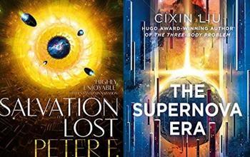 I nuovi romanzi di Peter F Hamilton e  Cixin Liu