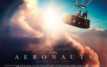 Cos'è The Aeronauts, film quasi steampunk da oggi su Amazon Prime Video