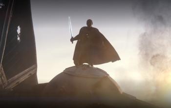 The Mandalorian: quale spada laser ha in mano Moff Gideon nel finale di stagione?