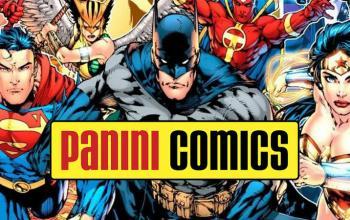 Alla Panini anche i fumetti DC Comics