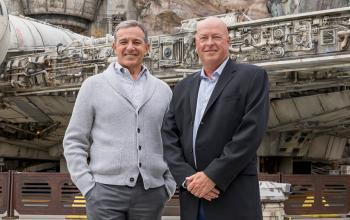 Disney: Bob Iger lascia il posto di presidente, già trovato il suo successore