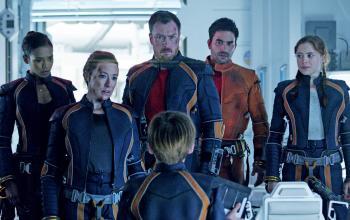 Lost in Space si concluderà con la terza stagione