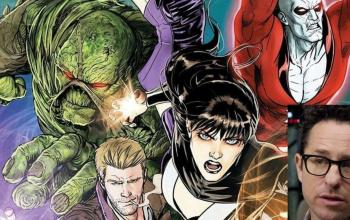 JJ Abrams prepara la serie sulla Justice League Dark