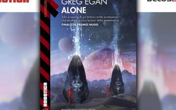 L'Alone di Greg Egan, in ebook su Robotica
