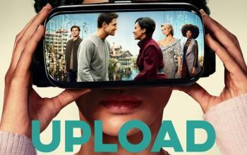 Upload: debutta il primo maggio la commedia scifi di Amazon Prime Video