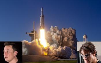 Tom Cruise sarà il primo uomo a girare un film nello spazio