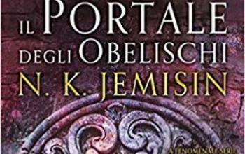 Il portale degli obelischi in libreria da domani