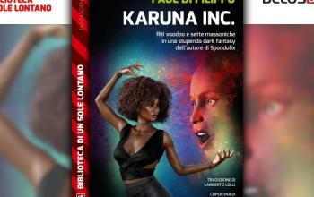 Karuna, torna un grande Paul Di Filippo