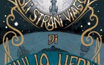 Gli strani viaggi di Giulio Verne, mille pagine ricche di fascino