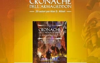 Cronache dell'Armageddon, 20 autori in omaggio di Alan di Altieri