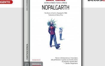 Nopalgarth, romanzo di Jack Vance per la prima volta in Italia