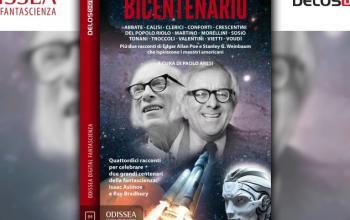 Asimov e Bradbury, le due facce della fantascienza classica