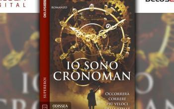 Io sono Cronoman, tra supereroi e viaggi nel tempo