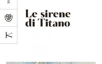 Bompiani ripropone Le sirene di Titano di Vonnegut