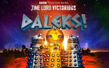 Doctor Who: arriva la miniserie animata dedicata ai Dalek