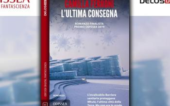 L'ultima consegna, il nuovo romanzo di Camilla Ferroni