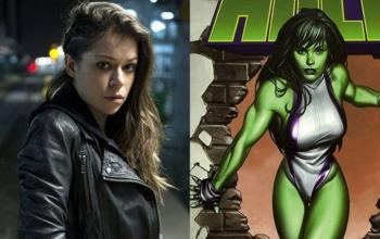 Disney+: Tatiana Maslany sarà She-Hulk