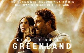Greenland: debutta oggi Gerald Butler contro l'asteroide dell'apocalisse