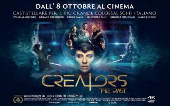Creators: The Past, debutta oggi il colossal fantascientifico italiano