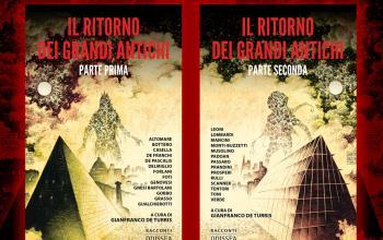 Il ritorno dei Grandi Antichi, ecco la doppia storica antologia