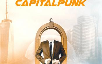 Capitalpunk, da Kipple il romanzo di Lorenzo Davia