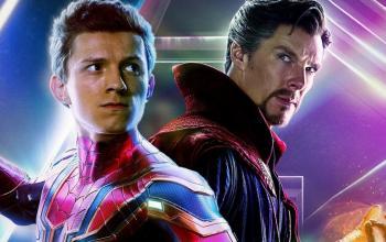 Spider-Man 3: Tom Holland indossa due maschere