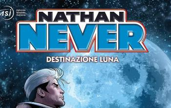 Nathan Never sbarca sulla Luna