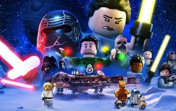 Star Wars: debutta oggi lo speciale natalizio Lego su Disney+