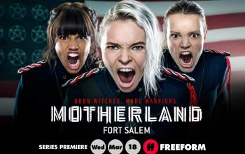 Cos'è Motherland: Fort Salem, da oggi su Amazon Prime Video