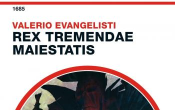 Rex Tremendae Maiestatis, torna su Urania l'Eymerich Valerio Evangelisti
