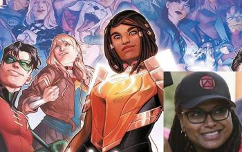 CWverse: Ava DuVernay prepara Naomi, la nuova supereroina nera della DC Comics