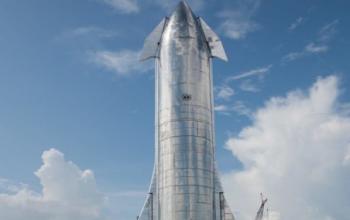 Il primo volo della Starship