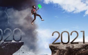 Auguri di un buon anno più fantascientifico e meno distopico!