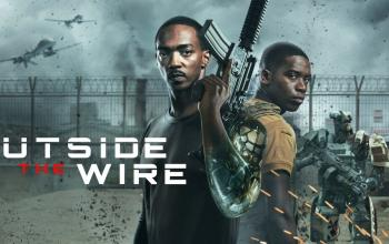 Cos'è Outside the Wire, il film con Anthony Mackie da oggi su Netflix