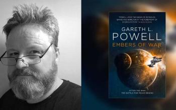 Embers of War, la space opera di Gareth L. Powell diventerà una serie televisiva