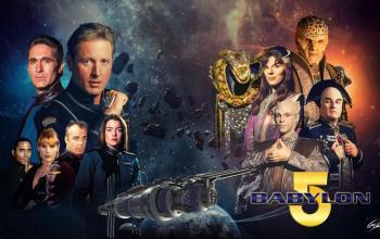 Babylon 5, arrivano su HBO Max tutte le cinque stagioni rimasterizzate