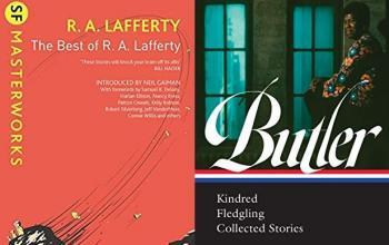 I racconti di Octavia E Butler e  R. A. Lafferty